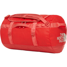 The North Face Base Camp Duffel S, juicy red/spiced coral
